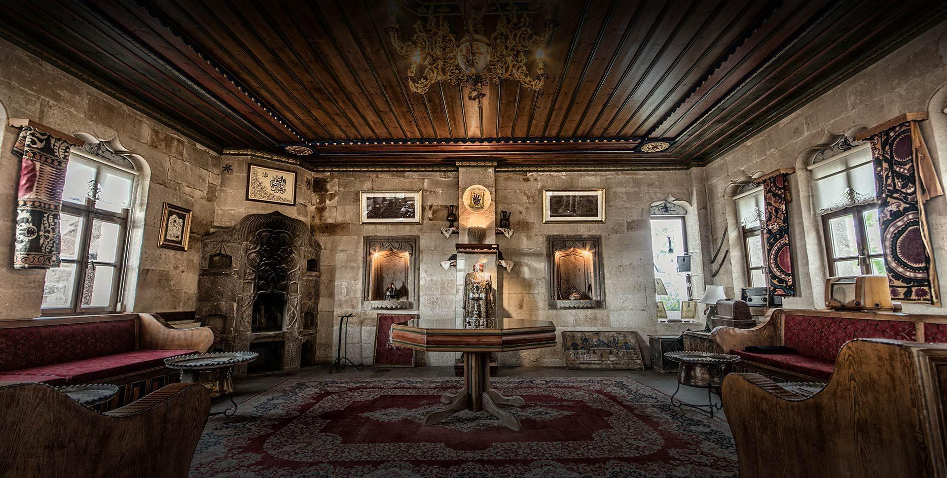 Museum Hotel, Capadocia, Turquía