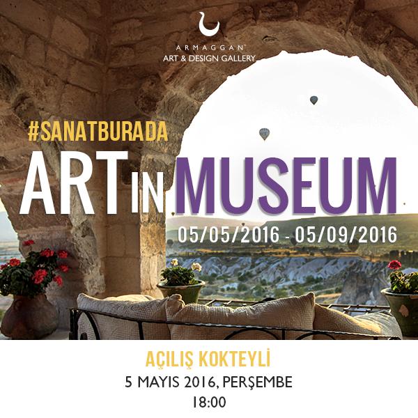 ART IN MUSEUM