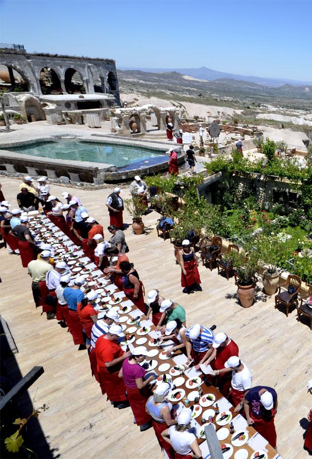 Museum Hotel Cappadocia ATELIERS CUISINE