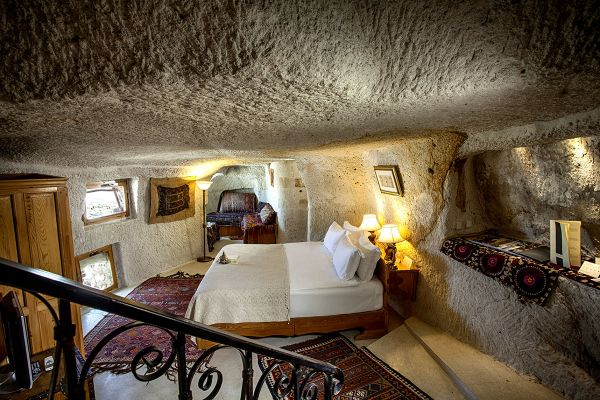 Museum Hotel Cappadocia Luxury Boutique Cave Hotel In