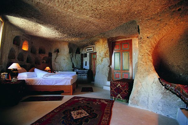 Güvercinlik (Dovecote) Cave