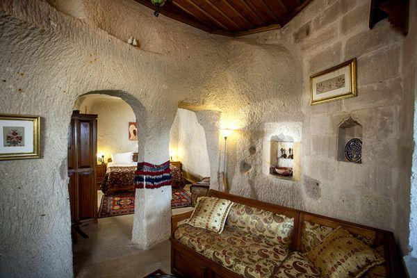 Safir Cave Suite