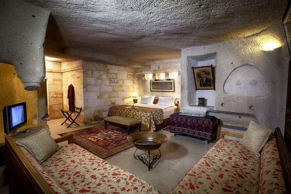 Naile Hanım Cave Suite