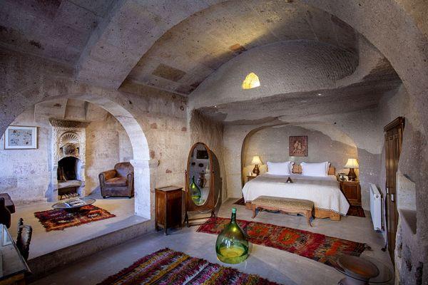 Çatalkaya Cave Suite
