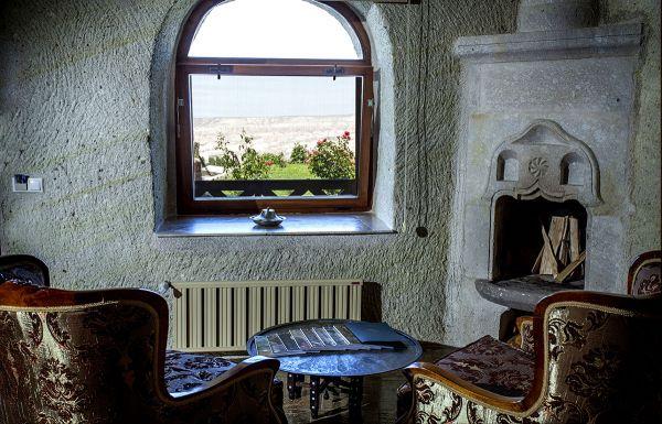 Gülistan Cave Suite