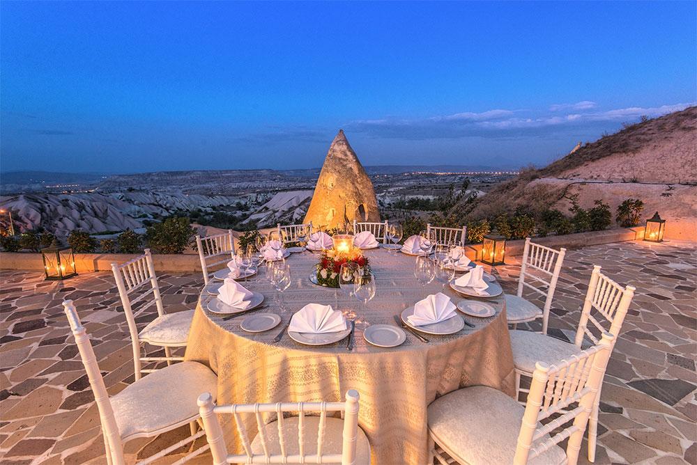 Museum Hotel Cappadocia MAARA KONAK