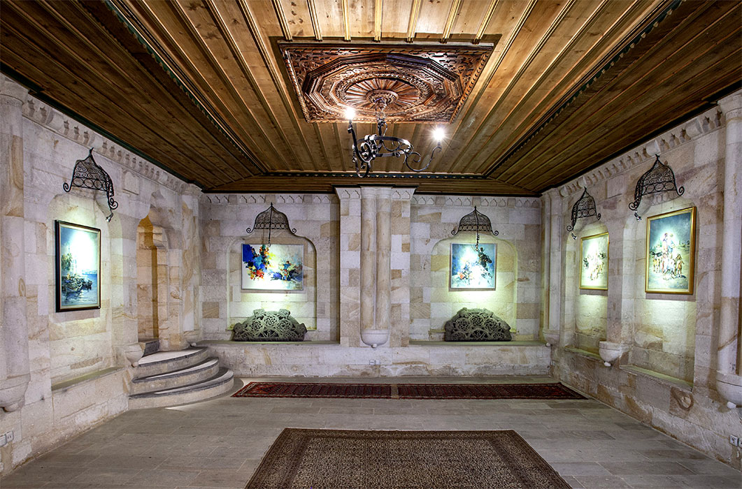 Museum Hotel Cappadocia - Meeting Art Point