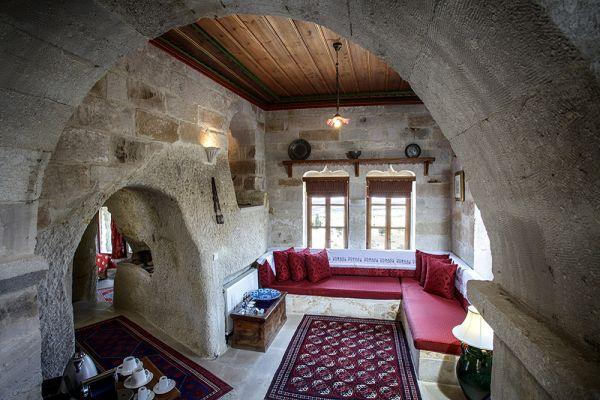Şehzade Cave Suite