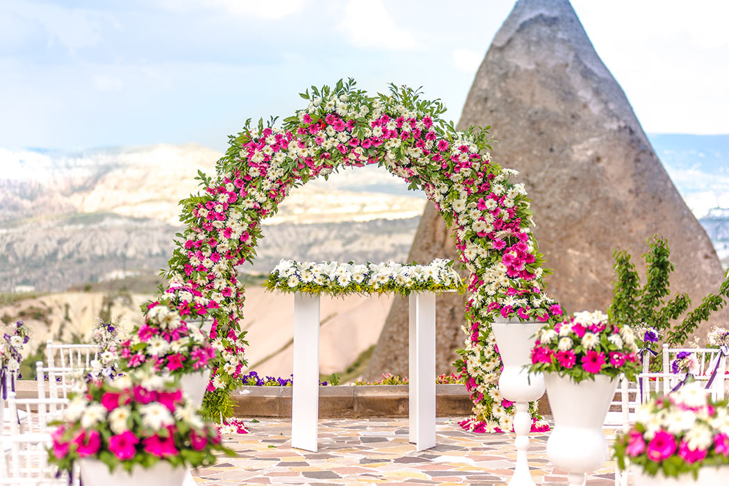 Museum Hotel Cappadocia MARIAGES