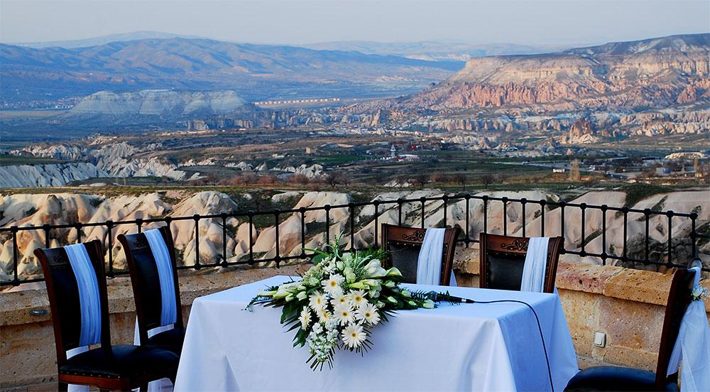Museum Hotel Cappadocia DÜĞÜN