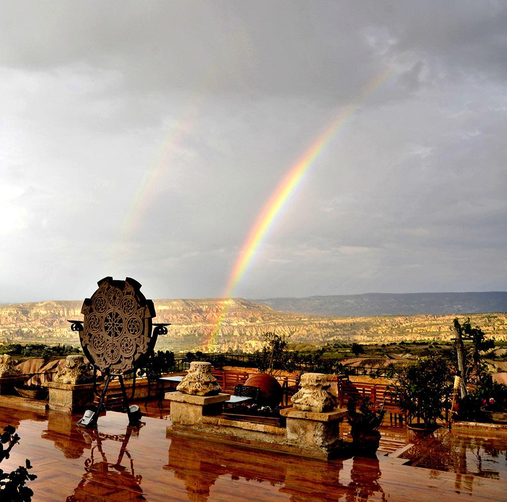 Museum Hotel Cappadocia KAPADOKYA