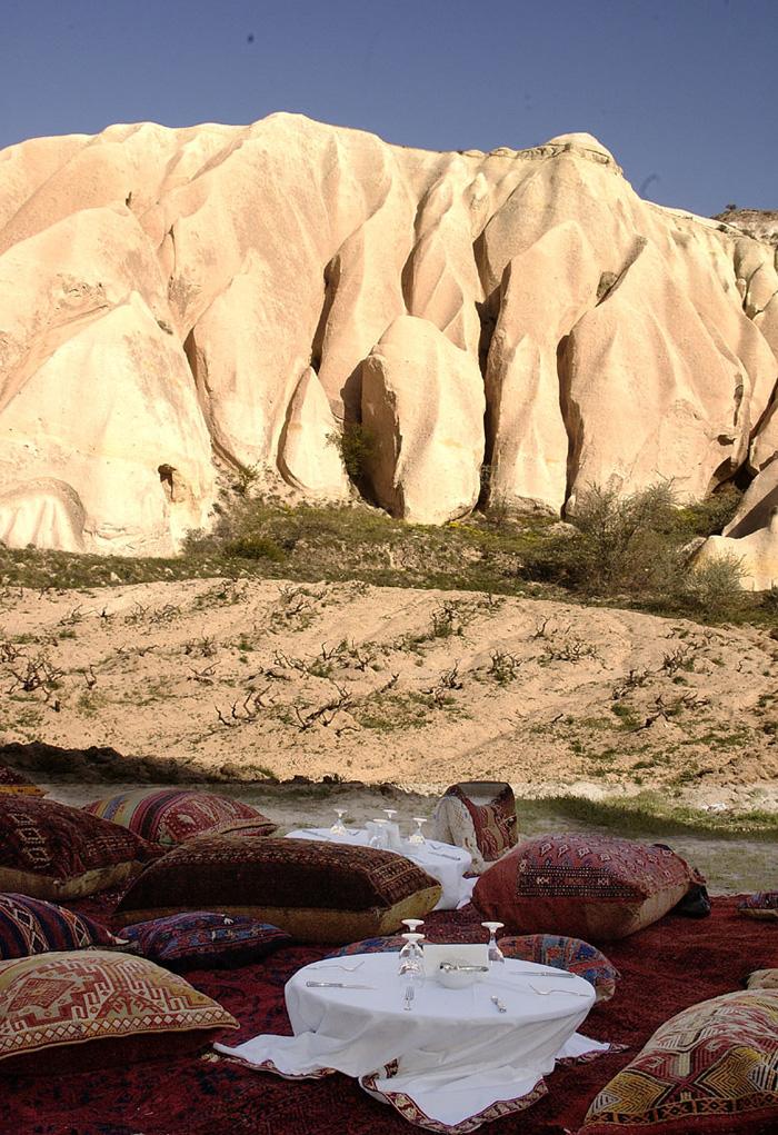 Museum Hotel Cappadocia ACTIVITES VALLEE