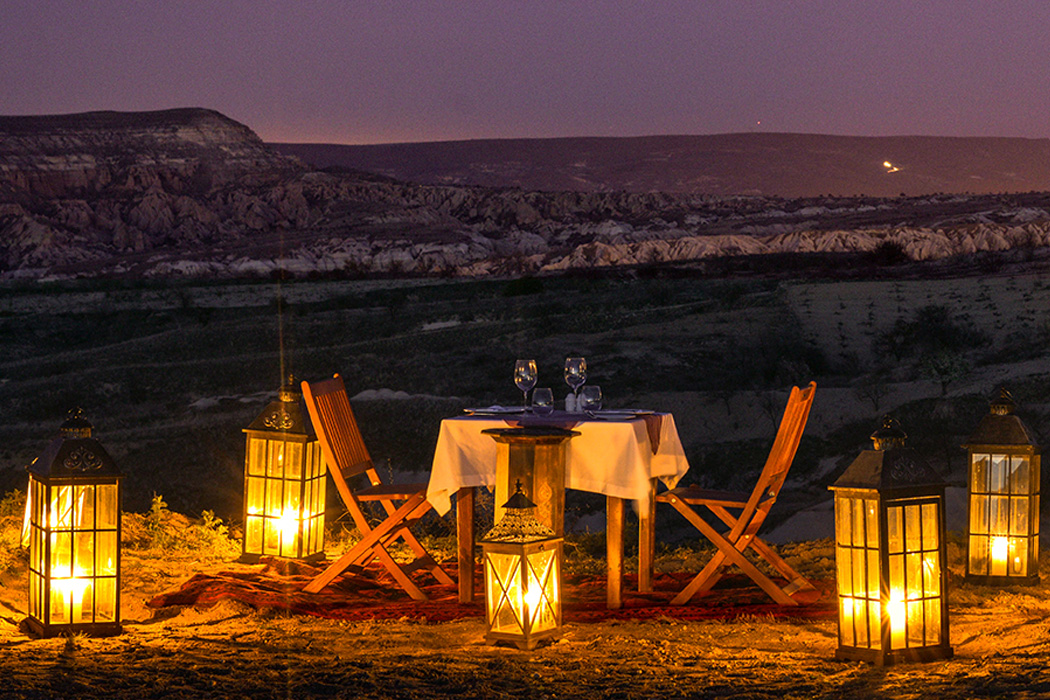Museum Hotel Cappadocia CONCIERGE HİZMETLERİ