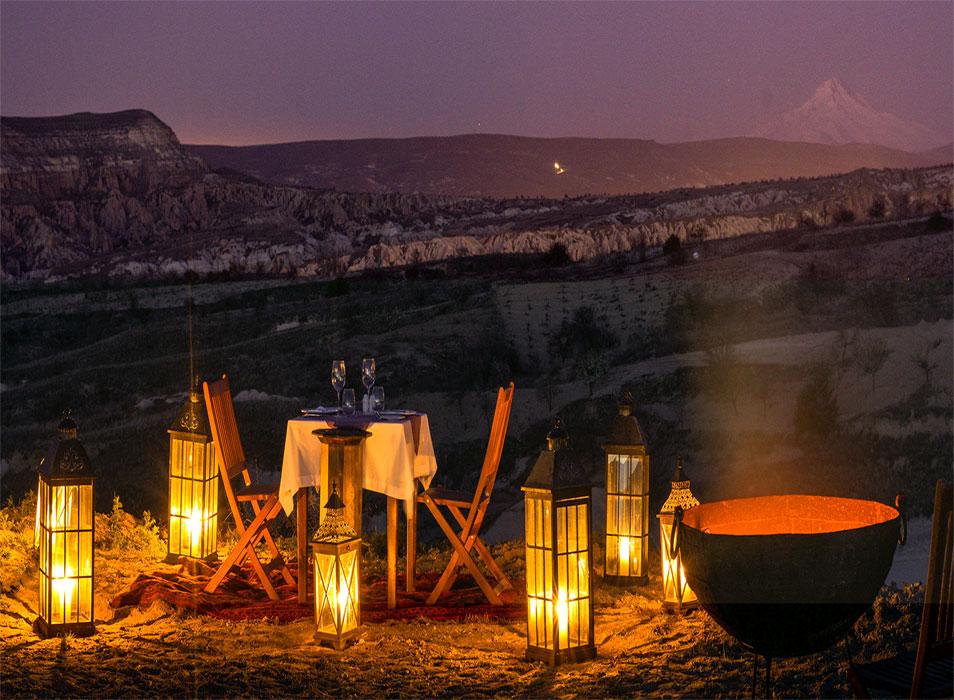 Museum Hotel Cappadocia LUNE DE MIEL