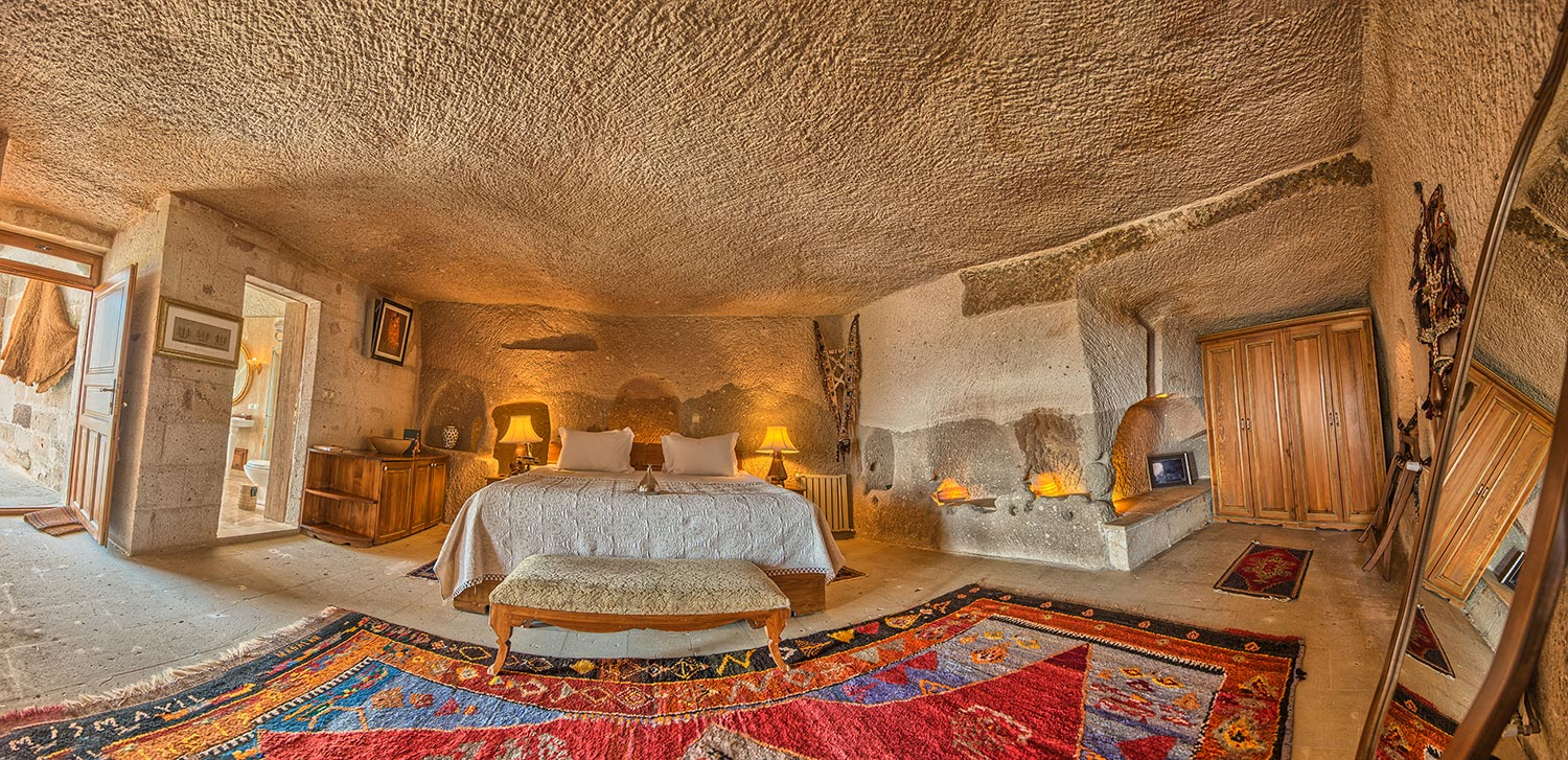 Shephard's Cave Suite