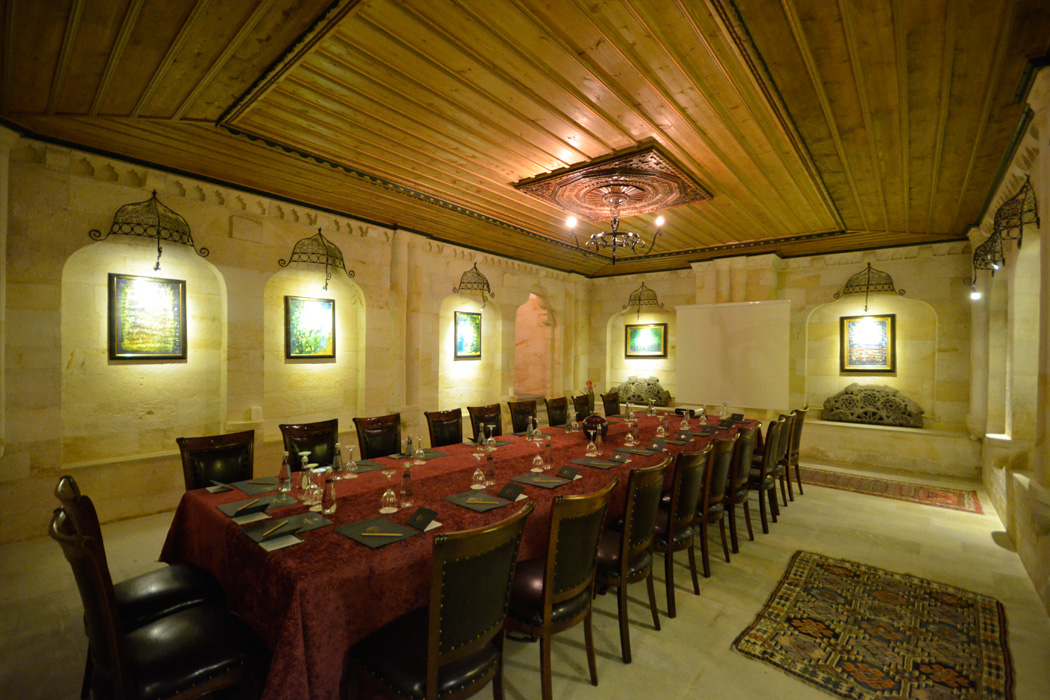 Museum Hotel Cappadocia - Meeting Art Point