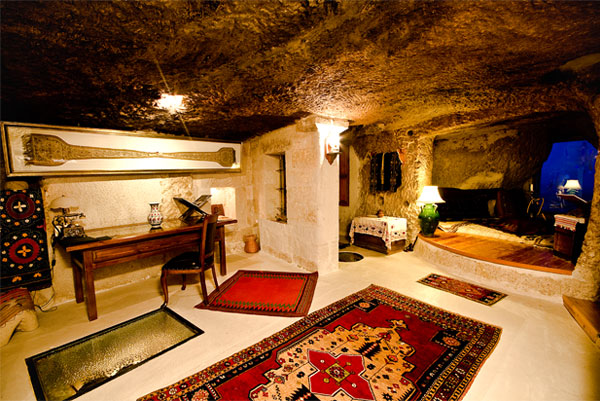 Sultan's Cave Suite