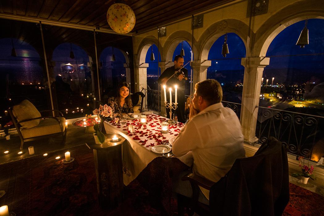 Museum Hotel Cappadocia LOGGIA