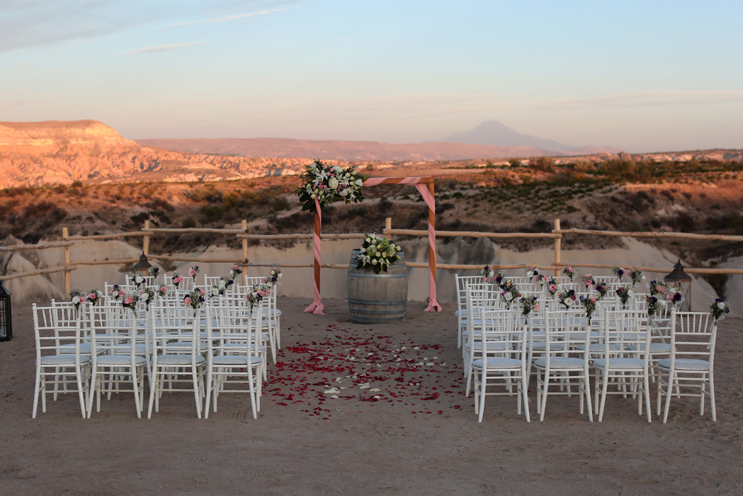 Museum Hotel Cappadocia LOVE HILL