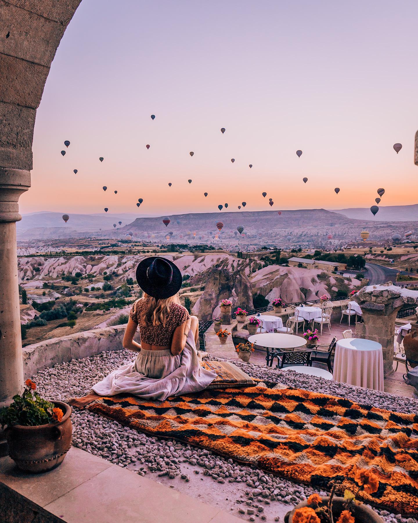 Museum Hotel Cappadocia LA CAPPADOCE
