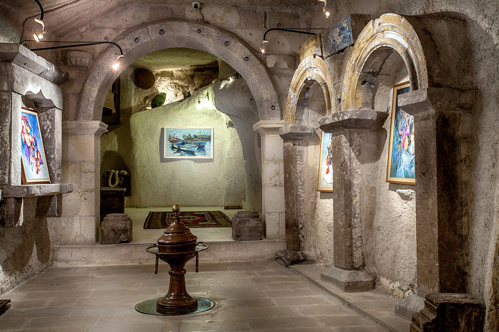 Museum Hotel Cappadocia MEETING & ART POINT