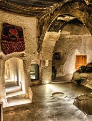 Inside 12 Of The Most Amazing Cave Hotels In The World